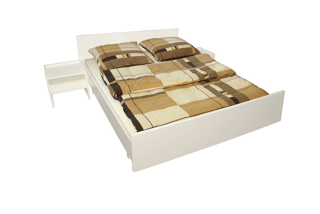 Łóżko Laura dwuosobowe