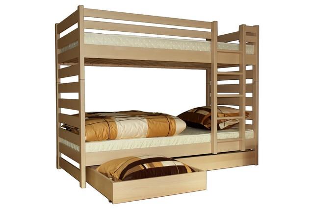 Łóżko piętrowe Dino
