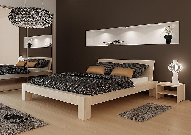 Łóżko dwuosobowe Vento